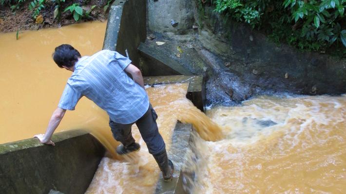 Orange Weir